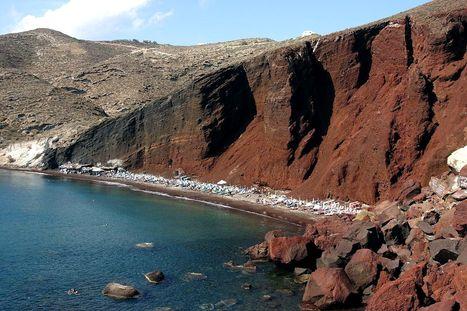 Éruption de Santorin : nouveau rebondissement dans la datation | Merveilles - Marvels | Scoop.it