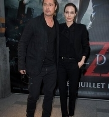 Angelina Jolie and Brad Pitt: The largest International Media coverage in the History of Wine | Vitabella Wine Daily Gossip | Scoop.it
