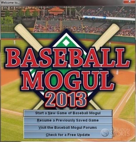Baseball Mogul 2013 Review | PC Game Reviews | Scoop.it