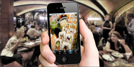 The Best Food Apps That Bring People Together | There's Definitely an App for That. | Scoop.it