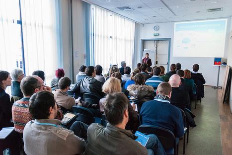 Compte rendu de la conférence sur les réseaux sociaux d'entreprise   Chambé-Carnet via Catherine Jean   RSE l'Information   Scoop.it