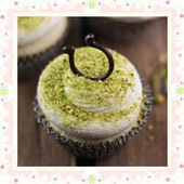 Lucky Vanilla Cupcakes - look deliciously intriguing | Cute Cupcake Ideas for Childrens Tea Parties | Scoop.it