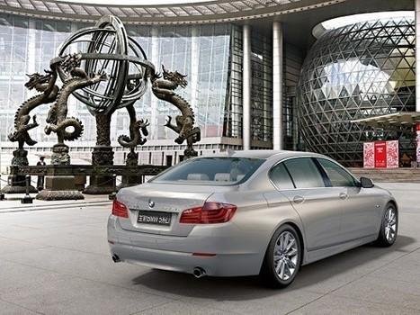 BMW podría exportar sus coches chinos a mercados emergentes   carros bmw   Scoop.it