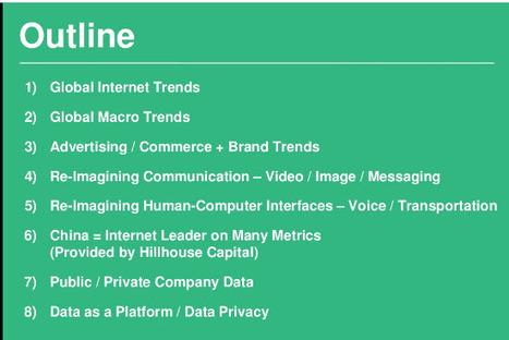 Mary Meeker's 2016 internet trends report: All the slides, plus analysis | Digital marketing pharma | Scoop.it