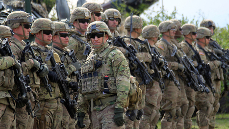 US military instructors in eastern Ukraine combat zone – Russian military | Global politics | Scoop.it