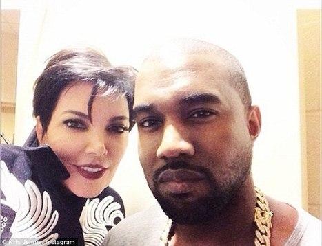 Kris Jenner Partying Nonstop - Blabber | Celebrity News | Scoop.it