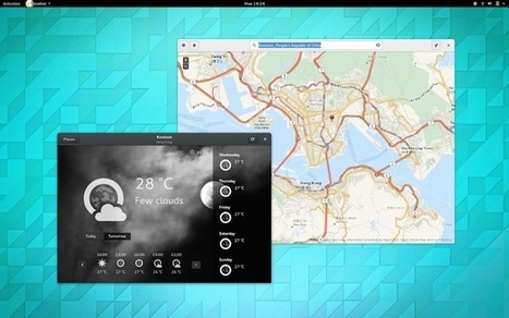 GNOME 3.14 Released With New Features and App Updates | Linux Ubuntu & Linux Ubuntu Server | Scoop.it
