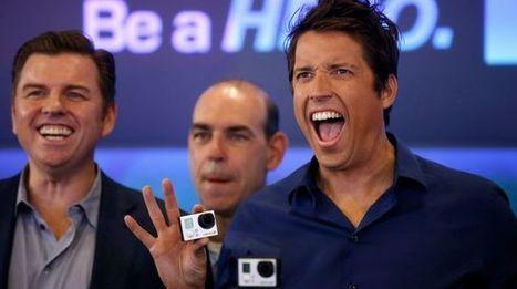 Le patron de GoPro offre 229 millions de dollars à son ancien colocataire | Entrepreneurs : Savourez vos succès! | Scoop.it