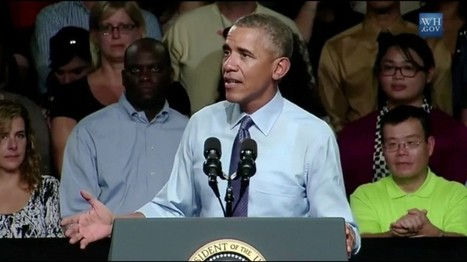 Obama on free community colleges: 'This isn't rocket science' | Current Political Climate in US | Scoop.it