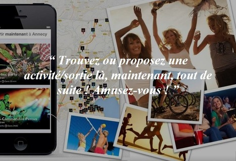 L'application pour sortir grâce à son mobile | Blog Onetous | Blog Onetous | Scoop.it