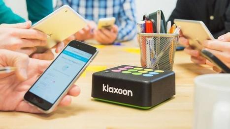 Avec Klaxoon, fini les réunions rébarbatives   Actualités de l'intérim, du recrutement, de l'emploi et des RH   Scoop.it