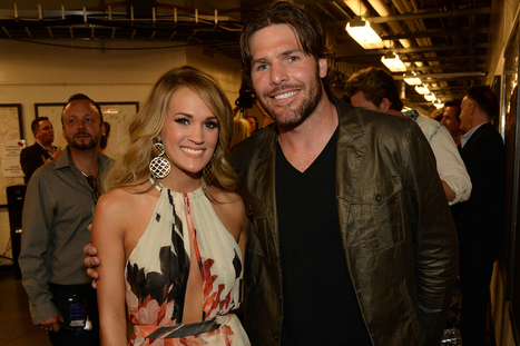Carrie Underwood Working on 'Forever Home' With Mike Fisher | Country Music Today | Scoop.it