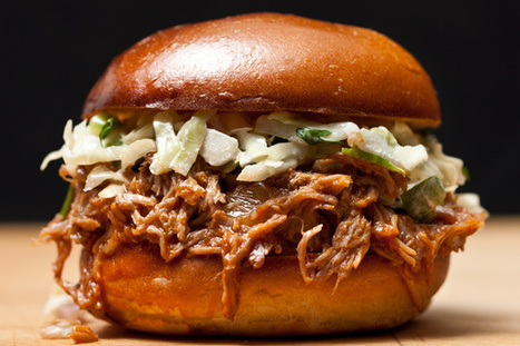 Easy Slow Cooker Pulled Pork Recipe - CHOW | Best Pulled Pork in Homosassa Fl | Scoop.it