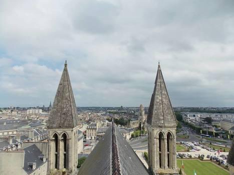 Que faire a Caen ? City Guide en Normandie | Lebeautemps | Scoop.it