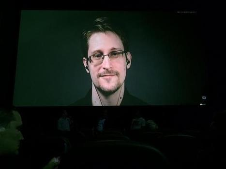 Snowden: 'I never thought I'd be saved' after NSA leaks | Information Technologies and Political Rights | Scoop.it