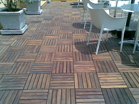 Deck Wood Flooring Manufacturer | ARS Wooden Flooring | Scoop.it
