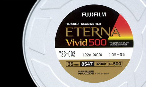 Cinescopophilia: A Farewell Message from Fujifilm Motion Picture UK | Film & Cinema | Scoop.it