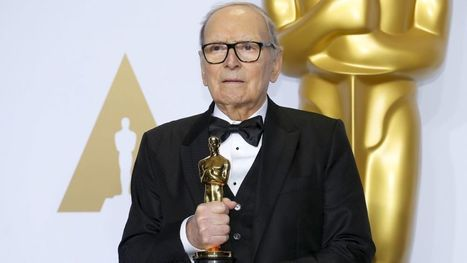 Y al fin sonó el Oscar: 10 bandas sonoras inolvidables del maestro Morricone. Noticias de Cultura | Cosas que interesan...a cualquier edad. | Scoop.it
