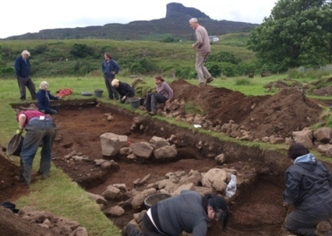 Monastery where Christian saint was martyred is uncovered on Eigg - Heritage - Scotsman.com | My Scotland | Scoop.it