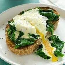 Eggs Florentinesque with Lemon #OliveOil #Recipe | Olive Oil & Beauty & Health | Scoop.it