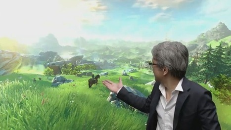 The New Zelda Is Open-World, Looks Absolutely Incredible | Tracking Transmedia | Scoop.it