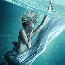 Underwater Photoshop Manipulations | PSDDude | the goalden spirit | Scoop.it