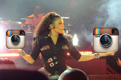 Janet Jackson is Getting Instagram Users Deleted for Sharing Concert Shots | xposing world of Photography & Design | Scoop.it