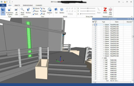 BIM Vision visualizzatore IFC gratuito | CAD e grafica free | Scoop.it