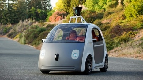 Google Unveils Self-Driving Car Prototype | Communication design | Scoop.it