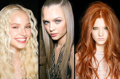10 Foods for Gorgeous Hair | Beauty | Scoop.it