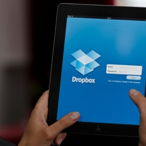 10 Things You Didn't Know Dropbox Could Do | Social Media Tips, News, Resources | Scoop.it