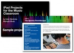 How To Create Spooky Music Using GarageBand for iPad   Midnight Music   Culture Gulcher   Scoop.it