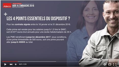 Aide à l'embauche des TPE/PME : tout savoir pour mieux en bénéficier - Groupe Adecco France | TPE - PME & Startup | Scoop.it