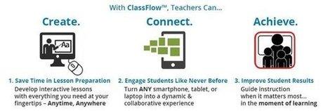 Promethean Announce ClassFlow Cloud-Based Teaching Platform | IWB, Lim & LMS | Scoop.it