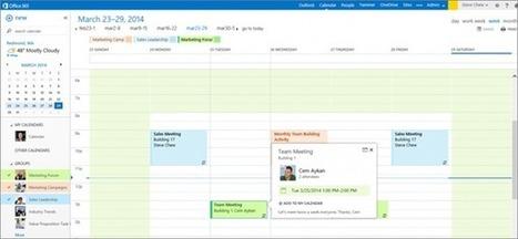 Die Evolution der E-Mail: Outlook Web App bekommt neue ... | Office 365 rocks | Scoop.it