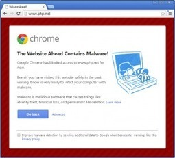PHP.net blocked by Google: False positive or not? | Netcraft | Internet Security & Internet Censorship | Scoop.it
