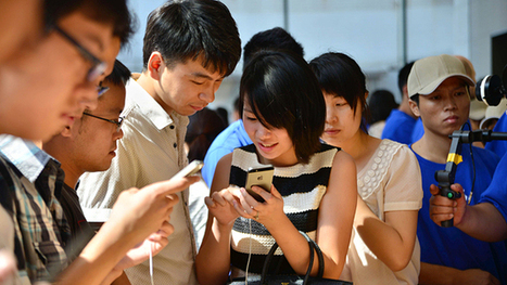 How Many iPhones Can Apple Sell in China?   BUSS4   Scoop.it