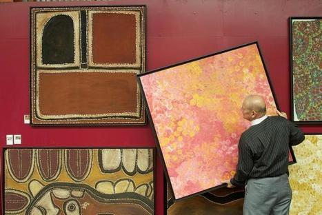 Eccentric art dealer snubs convention | Allicansee | Scoop.it