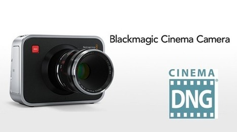 Blackmagic Reponds to Adobe Cancelling CinemaDNG | Technical & Social News | Scoop.it