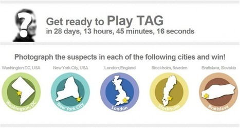 Tag Challenge Wants You to Track Down 'Suspects' Using Social Media | Mangotech | Scoop.it