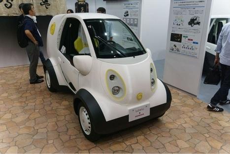 Conoce el automóvil de Honda fabricado con una impresora 3D | Impresión 3D | Scoop.it