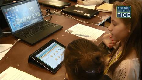 L'Agence nationale des Usages des TICE - Histoire des Arts en CM2 : création d'un livre numérique sur tablette | io | Scoop.it