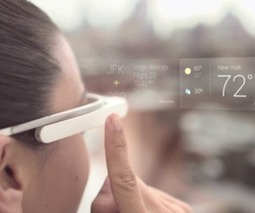 Google gets people ready for Glass with new how-to video | AR | Scoop.it