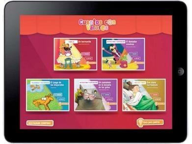 App Cuentos con valores | iPad classroom | Scoop.it