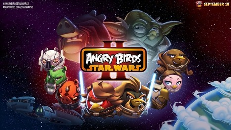 Angry Birds Star Wars II v1.3.0 apk [Mod Money] | Cool Apps | Scoop.it
