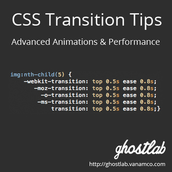 CSS Transition Tips, Free PDF Download | Browser Testing | Scoop.it