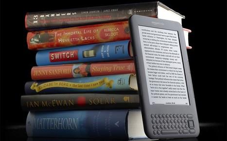Amazon vende más libros electrónicos que impresos en el Reino Unido | Periodismo a secas | Scoop.it