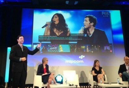 Key points on Social TV from MIPCOM session | social tv and the second screen | Scoop.it