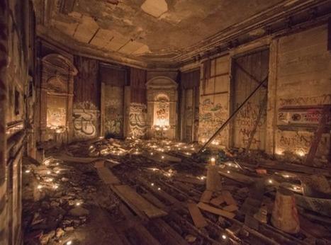 Les lieux abandonnés de Paris | le Bonbon | Exploration Urbaine | Scoop.it