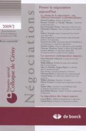 Négociation et théorie des jeux: les «dessous» d'un accord acceptable - Cairn.info   L'art de la décision   Scoop.it